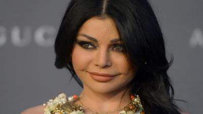 Haifa Wehbe Face Makeup Wallpaper 61122