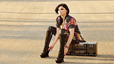 Haifa Wehbe Singer HD Wallpaper 61121
