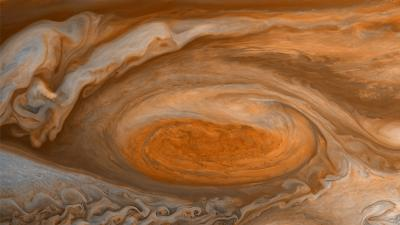 Jupiter Great Red Spot Wallpaper 62394