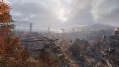 Metro Exodus Desktop Wallpaper 62316