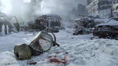 Metro Exodus Game Widescreen Wallpaper 62313