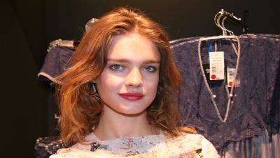 Natalia Vodianova Makeup Wallpaper 61142