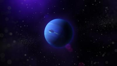 Neptune Space HD Wallpaper 62400