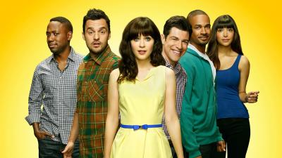 New Girl Cast Desktop Wallpaper 62386