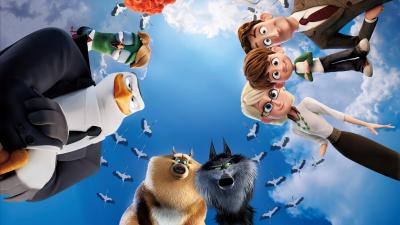 Storks Movie Wallpaper 61620