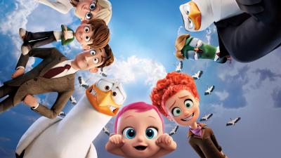 Storks Movie Widescreen HD Wallpaper 61616
