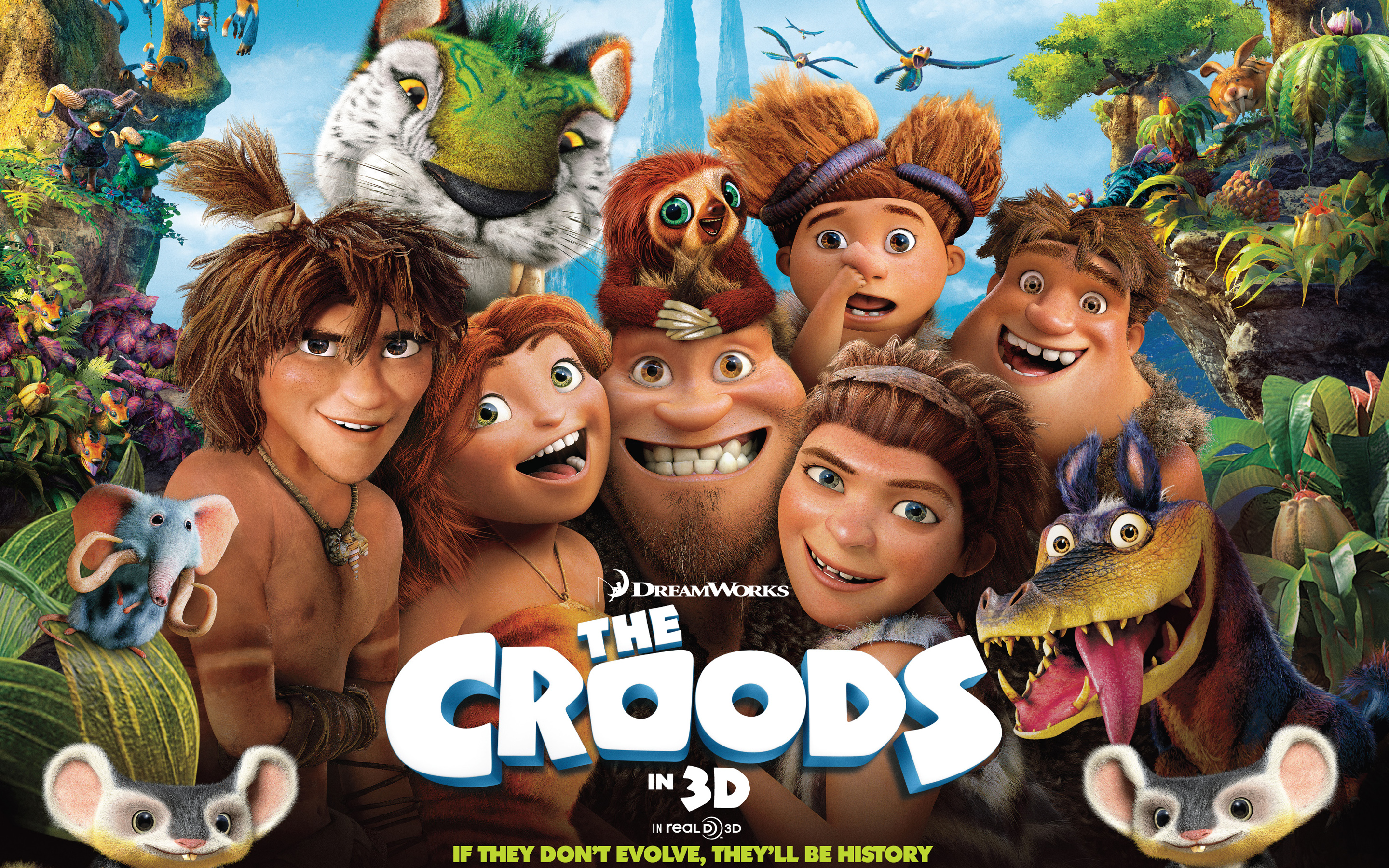 the croods widescreen wallpaper 61680