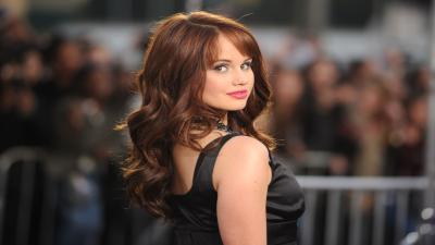 Debby Ryan Celebrity Makeup Wide Wallpaper 62456