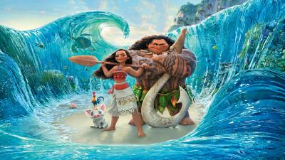 Moana Movie HD Wide Wallpaper 61675