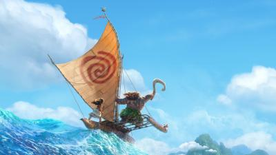Moana Movie Wallpaper Background 61669