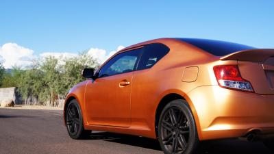 Scion tC Car Desktop Wallpaper 61772