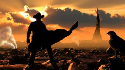 The Dark Tower Movie Wallpaper 61685