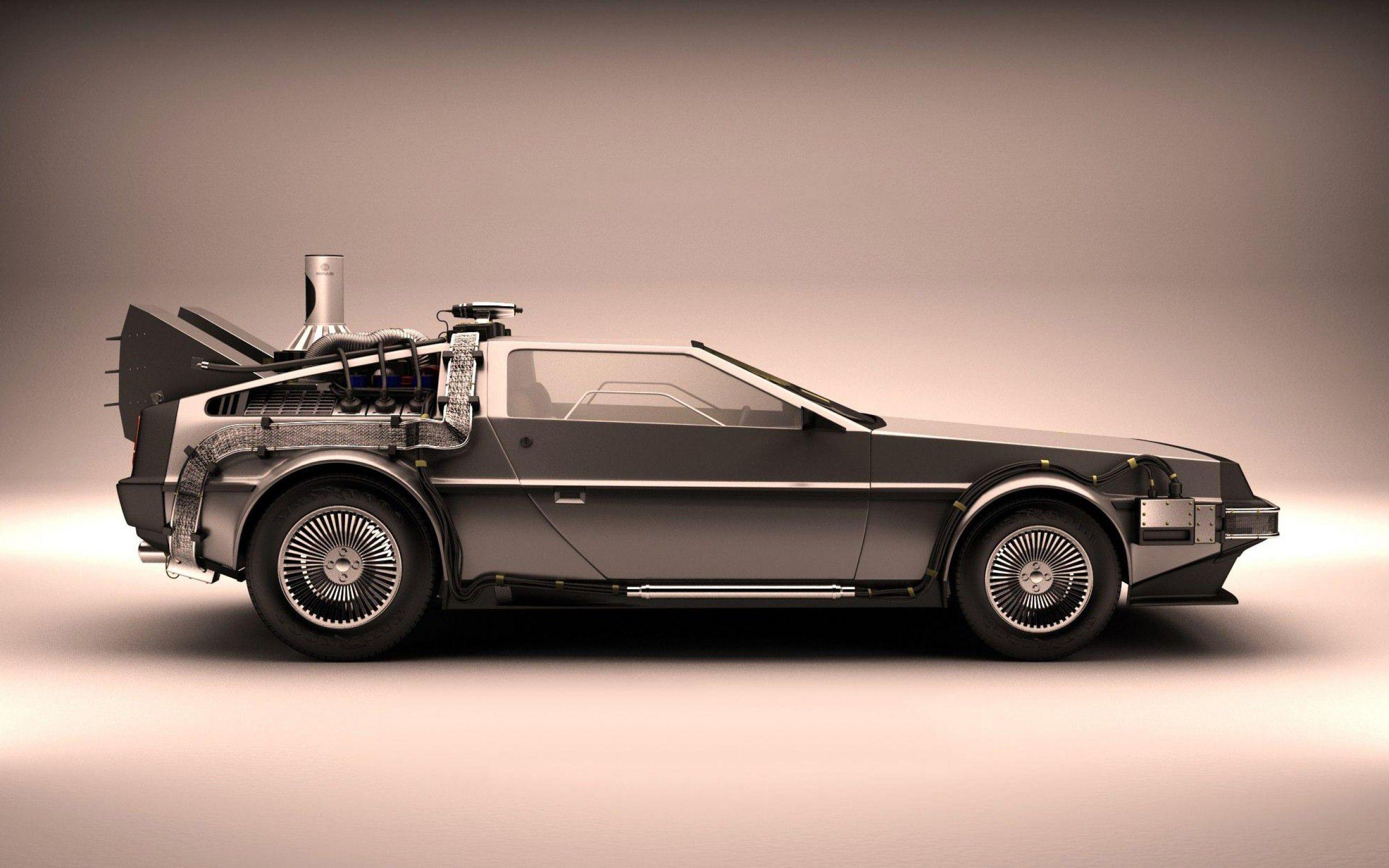 delorean car wallpaper background 62492