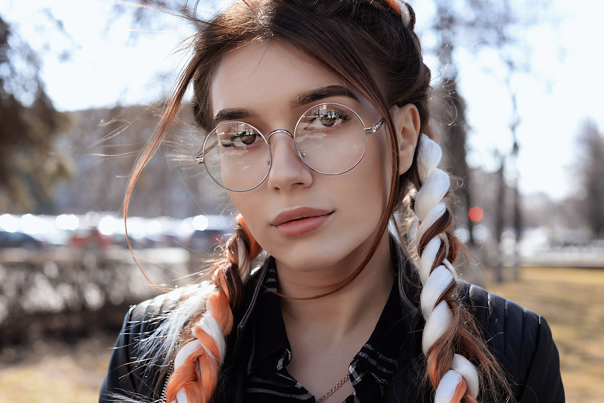 dua lipa glasses pictures wallpaper 65052