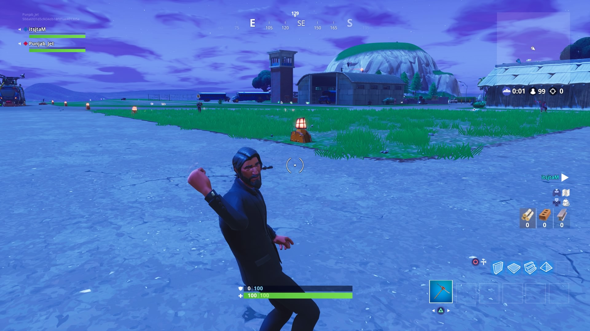 fortnite john wick dance wallpaper 64474