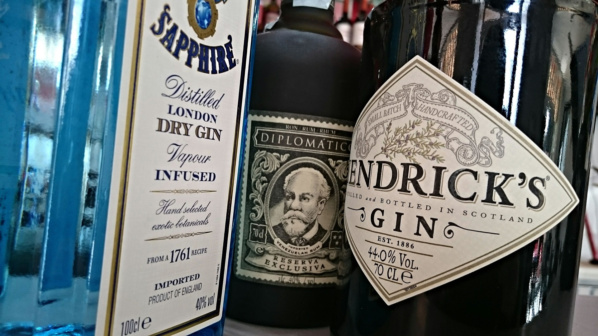 gin alcohol desktop wallpaper 66360