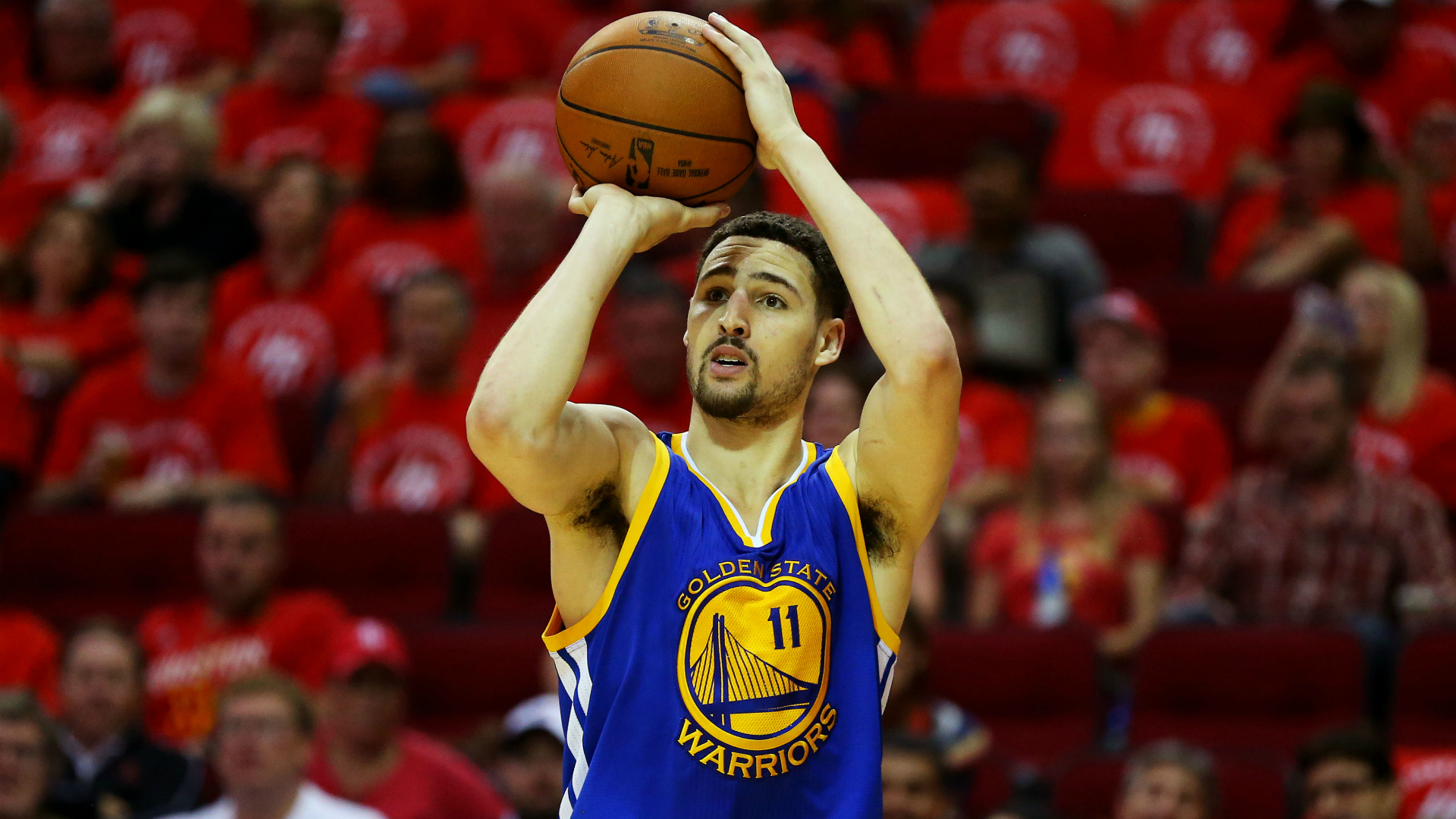 klay thompson shooting wallpaper 63632