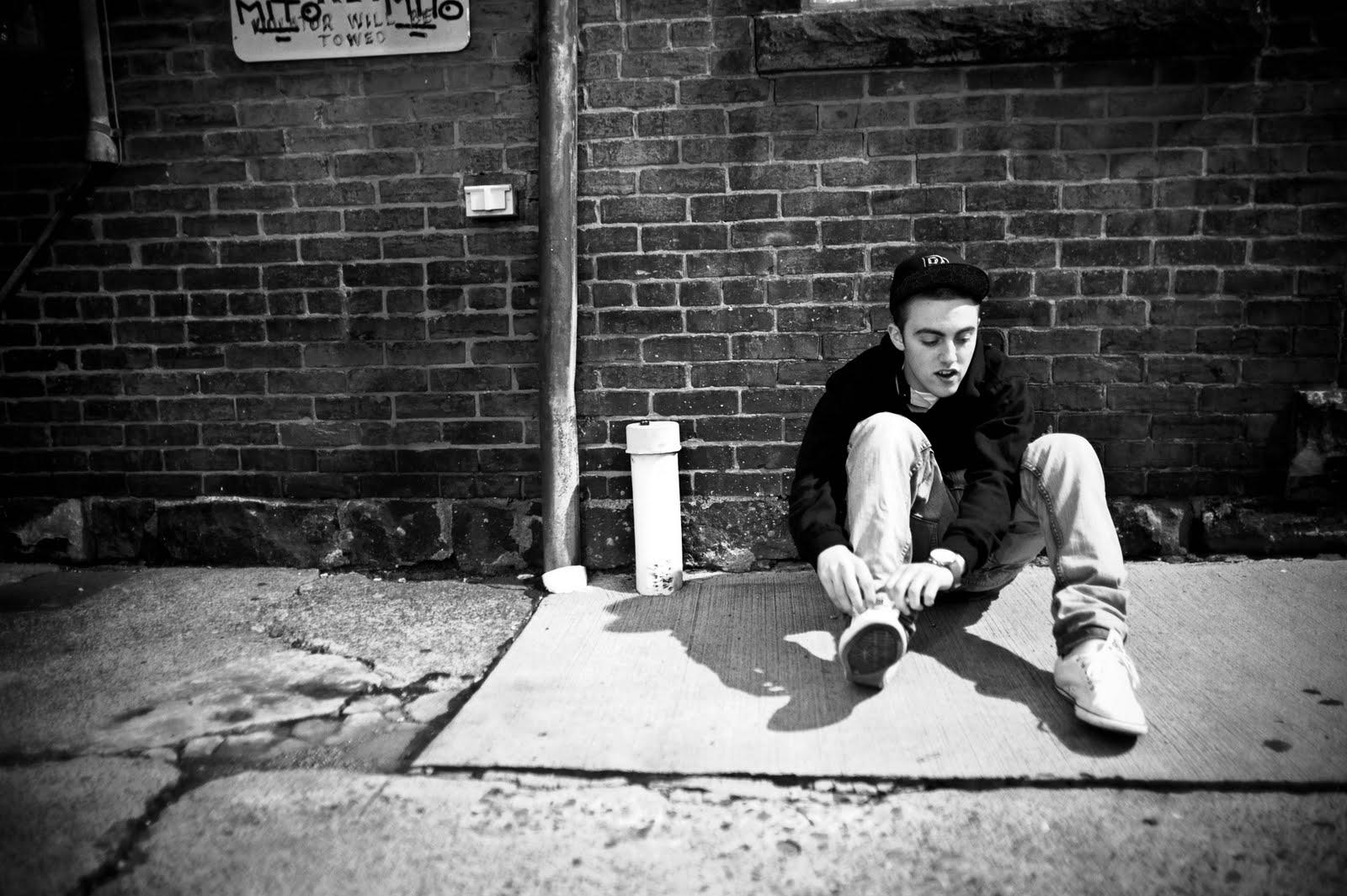 mac miller photos wallpaper 65069