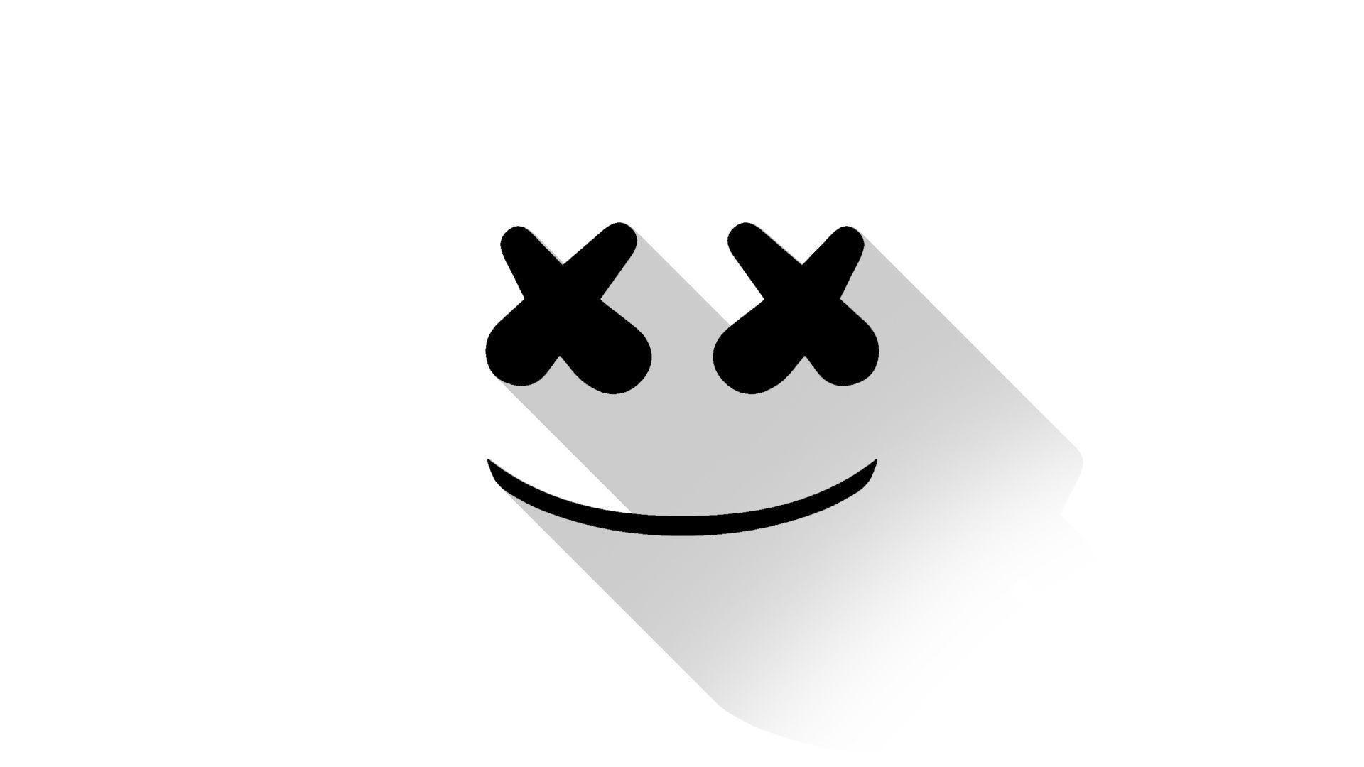 marshmello logo wallpaper 62755