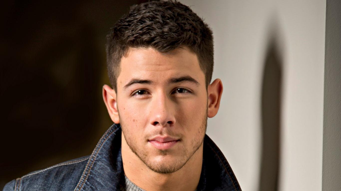 Nick Jonas Face Photos Wallpaper 64744