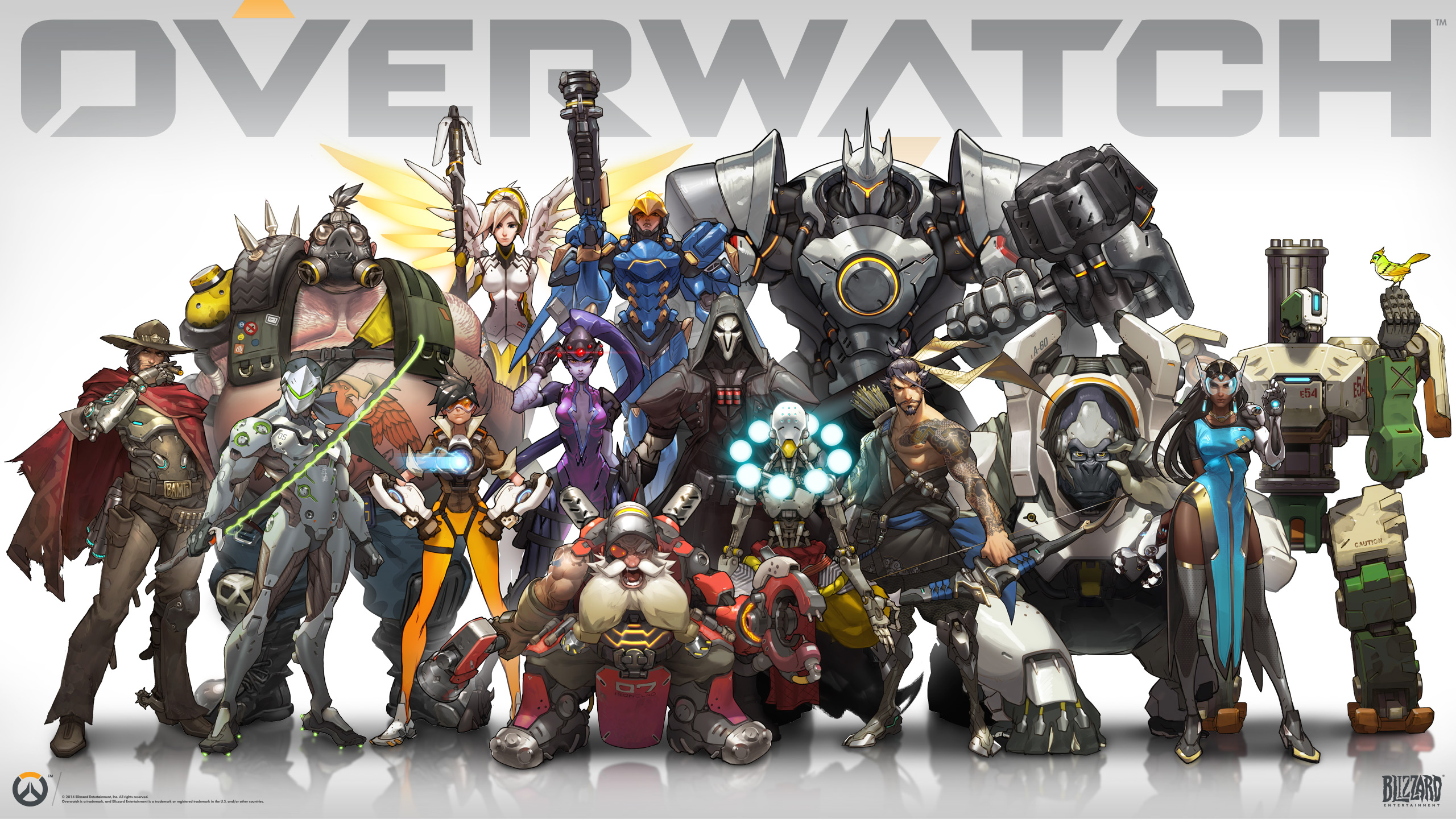 overwatch video game wide wallpaper 62846