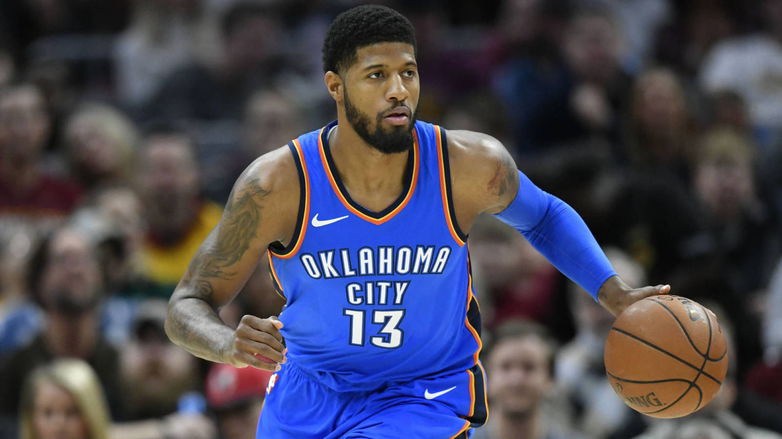 paul george thunder wallpaper 63752