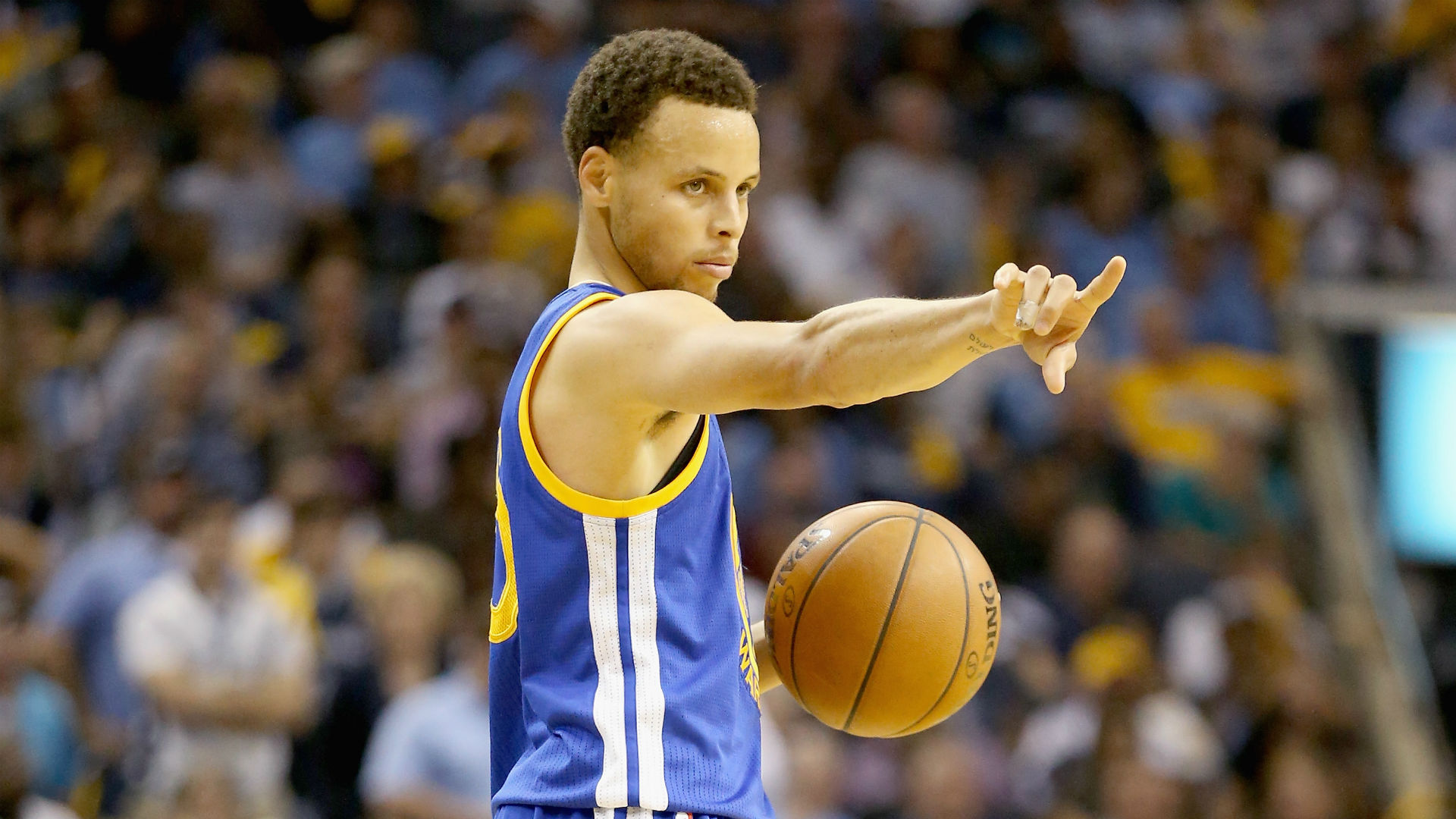 Stephen Curry HD Wallpaper 63650