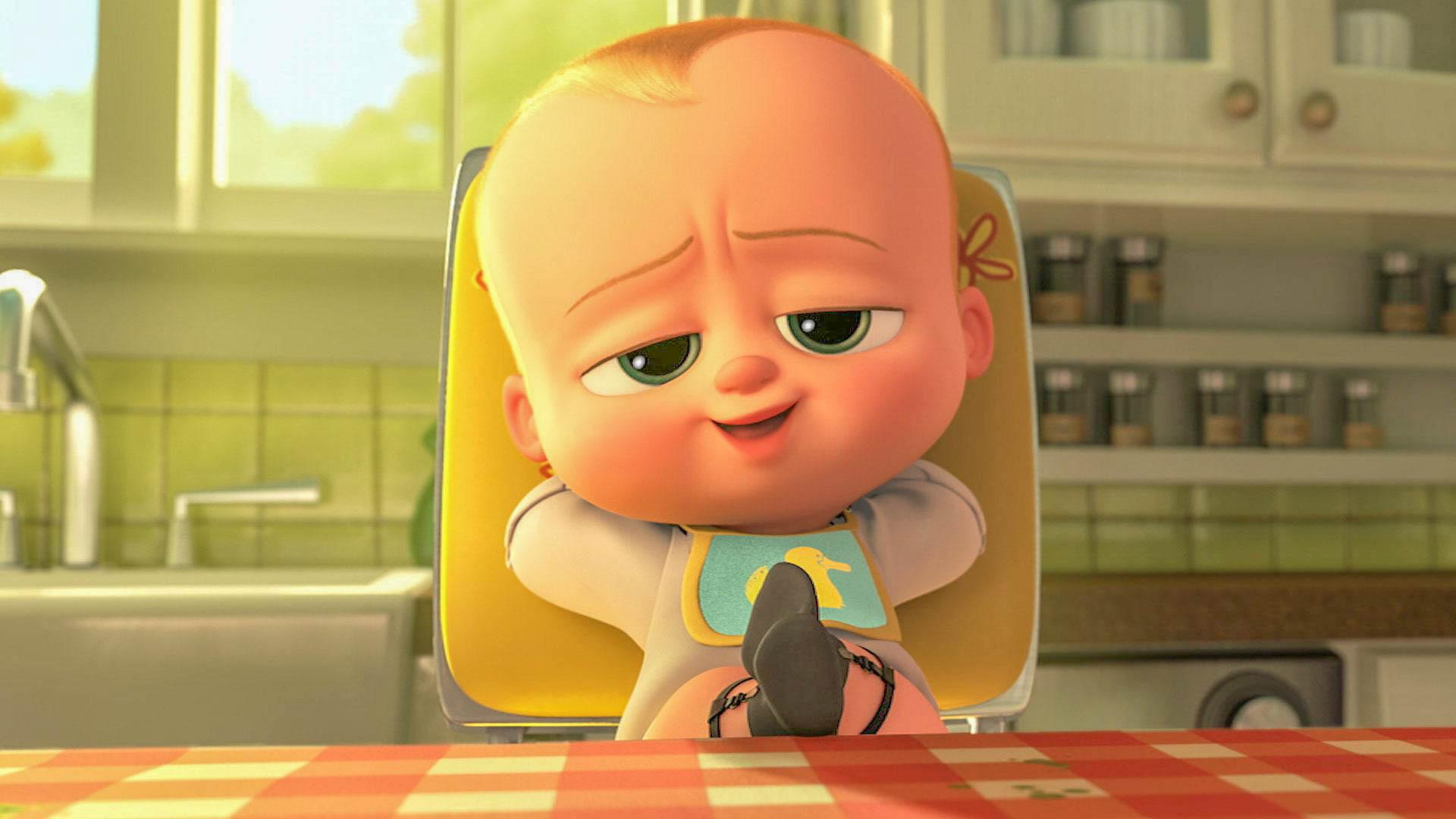 the boss baby desktop wallpaper 63059