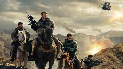 12 Strong Movie Widescreen HD Wallpaper 62502