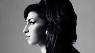 Amy Winehouse Side Profile Wallpaper 66336