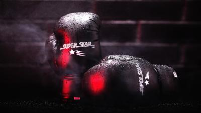 Boxing Gloves HD Background Wallpaper 64708