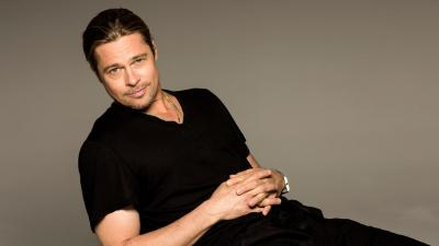 Brad Pitt Actor Desktop Wallpaper 64276