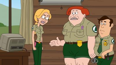 Brickleberry Animated Show Wallpaper 63096