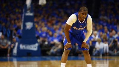 Chris Paul Widescreen HD Wallpaper 63643
