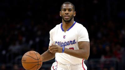 Chris Paul Widescreen HD Wallpaper 63649