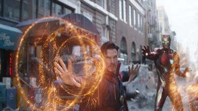 Doctor Strange Infinity War Background Wallpaper 65074
