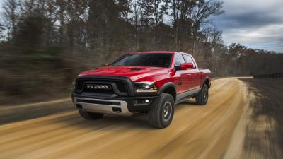 Dodge Ram Truck Widescreen Background Wallpaper HD 64917