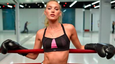 Elsa Hosk Workout Wallpaper 64755