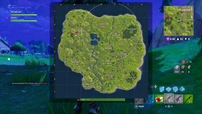 Fortnite Map Overview Wallpaper 63008