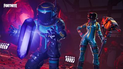 Fortnite Moon Rock 4K Wallpaper 64131
