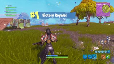 Fortnite Victory HD Wallpaper Background Pictures 64485