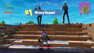 Fortnite Victory Photos Wallpaper 64490