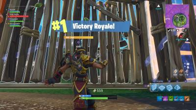 Fortnite Victory Royale Dance Wallpaper Background 64481