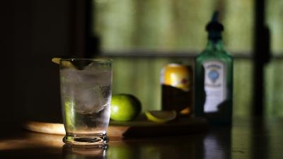 Gin and Tonic Alcohol Wallpaper 66357