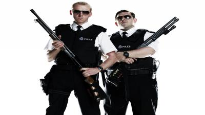 Hot Fuzz Movie Computer Wallpaper 64005