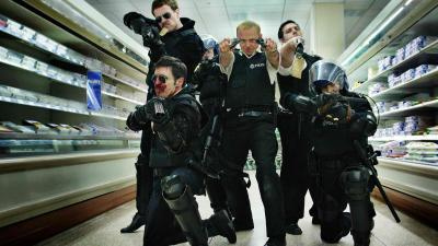 Hot Fuzz Movie Desktop Wallpaper 64006