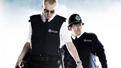 Hot Fuzz Movie Wallpaper Background 64010