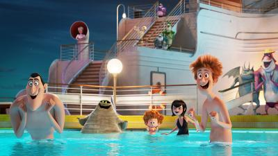 Hotel Transylvania Movie Desktop Wallpaper 64765