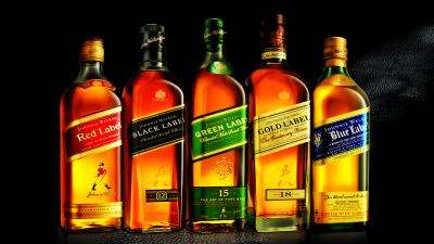 Johnnie Walker Liquor Wallpaper 66351