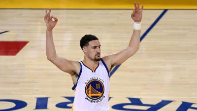 Klay Thompson 3 Pointer Wallpaper 63636
